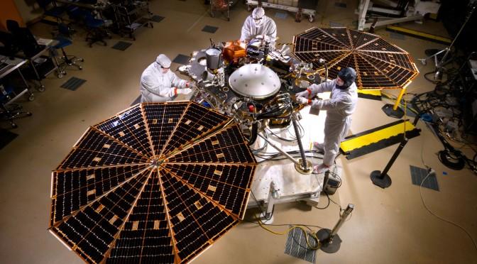 I'm Going to Mars!  Thanks NASA!